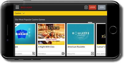 Bovada Mobile Casino Review + Bonuses, Games & Software